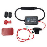 New 12V Universal Auto Car Radio FM Antenna Signal Amplifier Booster with Clip