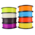 New Easythreed® 1KG/Roll 1.75mm 3D Printer PLA Filament
