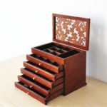 New Retro Storage Jewelry Wooden Boxes