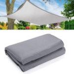 New Outdoor Heavy Duty Sun Shade Sail Waterproof UV Proof Tent Canopy Sunshade Shelter