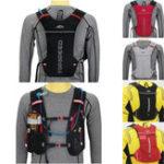 New Sports Travel Hydration Backpack Water Bag Marathon Running Shoulder Vest Bag Outdoor Camping