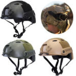 New Military Tactical Airsoft CS Game Paintball Base Jump Protective Fast Helmet