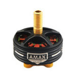 New AMAXinno 2207.5 1800KV CW Thread 2-8S Brushless Motor for RC Drone FPV Racing 31g