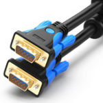 New SAMZHE 1080P VGA 3+9 Male to Male Cable Gold-plated Connector VGA Video for Computer Projector Monitor Screen