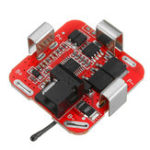 New 5pcs 4S 14.8V 16.8V Lithium Battery Protection Board For Power Tools Drill Straight