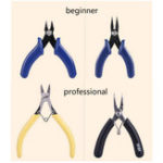 New 1 Pcs/Set 3D Metal Puzzle DIY Assembly Building Model Straight Cutters Pliers Tool