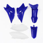 New Motorcycle Blue Full Fender Fairing Covers Kits Dirt/ Pit/ Bike For Yamaha TTR50 2006-18