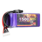 New MY Red Beret 22.2V 1500mAh 100C 6S Lipo Battery XT60 Plug for Align 450L 470L Helicopter