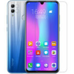 New NILLKIN Matte Soft Screen Protector Film+Lens Protector For Huawei Honor 10 Lite / Huawei P Smart (2019)