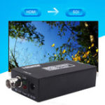 New 1080P HD To SDI Converter Adapter Coaxial Cables Video Audio HD Extender