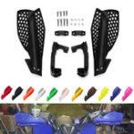 New Motorcycle 22mm Handbar Hand Guards Motocross Handguard Protector Protection Dirt Bike Pit Bike ATV Quads