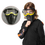 New Durable Rival Battling Outdoor Counter Strike Face Mask For Kids Children