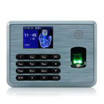 New 100V-240V 3 Inch Multi Biometric TFT Fingerprint Reader Attendance Terminal Time Clock TCP/IP USB