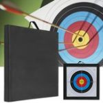 New Archery Target High Density EVA Foam Shooting Practice Outdoor Sport Accessory