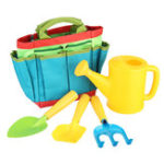 New Kids Gardening Tool Sets Children Garden Tool Kit Bag Shovel Children Garden Tool Toys