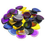 New 40pcs Acoustic Electric Guitar Picks with Box