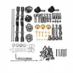New Metal OP Replacement Accessories Middle Bridge Axle Parts Full Set