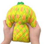 New 10.6Inches Jumbo Squishy Pineapple 27cm Fruit Slow Rising Toy Gift Collection