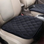 New Plush Car Front Seat Cushion Covers Breathable Chair Protector Seat Pad Mat for Four Season
