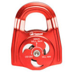 New CAMNAL 36KN Mountaineering Rock Climbing Pulley Outdoor Climbing Side Plate Pulley