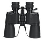 New 10-30×50 Outdoor Portable Zoom Binoculars HD Optic Day Night Vision Telescope Camping Travel