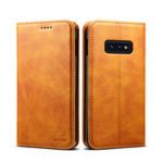 New Bakeey Magnetic Flip Protective Case For Samsung Galaxy S10e 5.8 Inch Wallet Card Slot Kicktand Cover