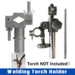 New Mini Welding Torch  Soldering Holder Welder Support Mig G un Clamp Mountings For MIG MAG CO2