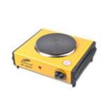 New  1000W Lab Single Burner Cooking Electric Hot Plate Cast-Iron Single Burner Stainless Steel Heating Stove