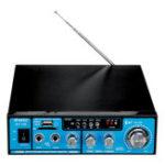 New 800W HIFI Digital Audio Bluetooth Power Car Home Amplifier AMP FM Radio