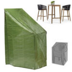 New Outdoor Furniture Waterproof Cover Garden Yard Sofa Chair Cover Folding Dust Rain Protector