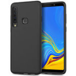 New Bakeey™ Shockproof Soft TPU Back Cover Protective Case for Samsung Galaxy A9 2018