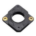 New 54*54*6mm Black Nema17 Bracket 42 Stepper Motor Damper Shock Absorber for 3D Printer Part