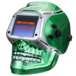 New Solar Power Automatic Dimming Welding Helmet Welding Mask Adjustable Head Band
