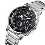 New SKMEI 1482 Business Style Luminous Pointer Quartz Watch