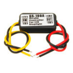 New 5pcs 12V Waterproof Flash Strobe Controller Flasher Module For Car LED Brake Stop Lights Lamp