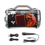 New BIKIGHT Wireless Bluetooth Speaker Stereo Bass Subwoofer Cycling Portable Karaoke DJ System
