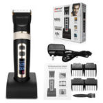 New Professional Hair Clipper Electric Cutter Haircut Machine