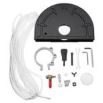 New Angle Grinder Cutting Machine Conversion Tool Holder Metal Safety Shield Guard Kit