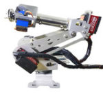New 6DOF DIY RC Robot Arm Educational Robot Kit With Digital Servo