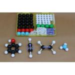 New 136Pcs Chemistry Molecular Structure Model Kit General & Organic Chemistry Atom Bonds Molecules Medical Set