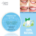 New 50g Whitening Tooth Powder Cleaning Oral Hygiene Removal