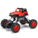 New YP TOYS 6149 1/22 27MHZ 4WD Rc Car Rock Crawler Simulation Climbing Truck w/ Headlight
