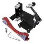 New 10mm Angle Grinder Belt Sander Attachment Metal Wood Sanding Adapter Machine