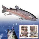 New 1 Pcs 18cm Fishing Lure Fishing Tiddler Bait Outdoor Hunting Fishing Tools