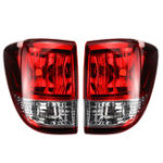 New Car Left/Right Rear Tail Light Brake Lamp without Bulb for Mazda UP BT-50 UTE 2015+