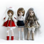 New Monst BJD Joints Doll Holiday Gift Intern Lolita Girls Realistic Dolls Figure Gift Decor Collection