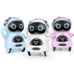 New Toddler Electronic Walking Smart Robot Dance Music Kids Education Baby Toys