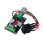 New DC 6V 12V 24V 28V 3A 80W PWM Motor Speed Controller Regulator Adjustable Variable Speed Control Switch
