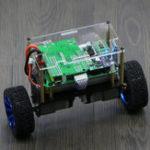 New  DIY Smart RC Robot Car Self-balancing Car APP Control Compitable With Arduino