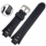 New Bakeey Rubber Watch Band Strap Buckle for SUUNTO Observer SR X6HRM